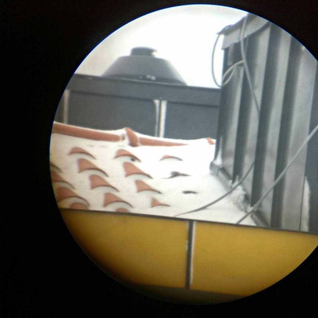 1000mm dürbün görüntüsü