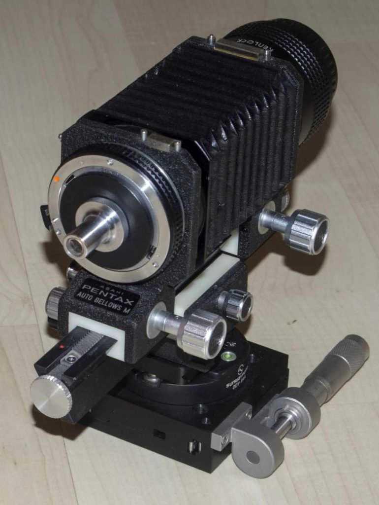 Körüğe bağlı Lomo 8X