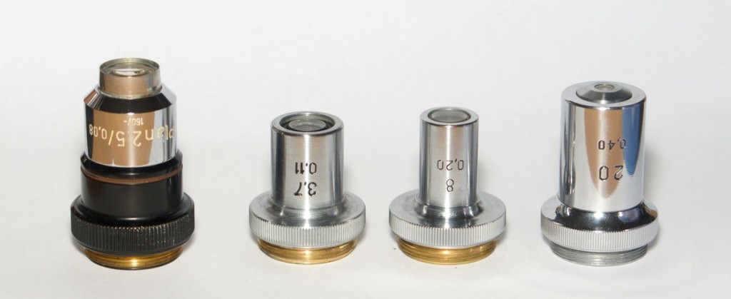 Mikroskop lensleri