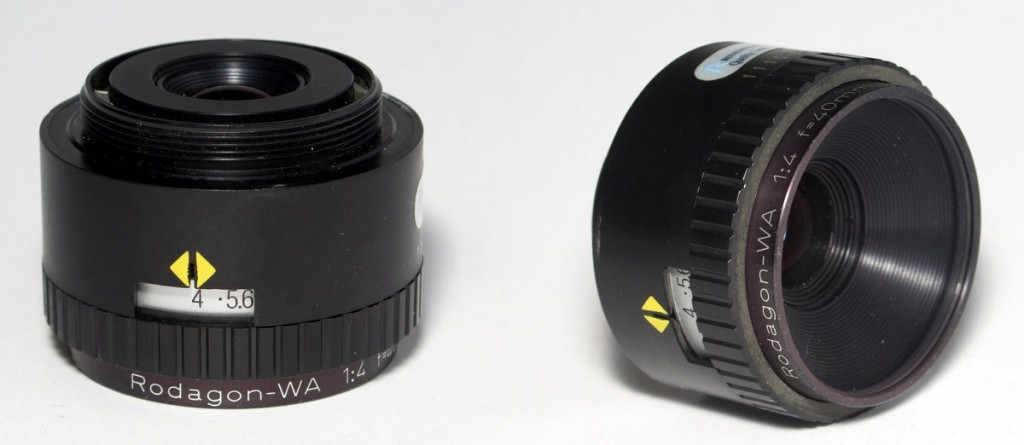 Rodagon-WA-40mm