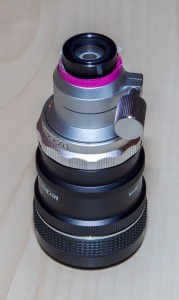 otamat101 20mm f2.8 mikrofilm lensi
