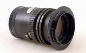 Rodagon WA 40mm ile DCR-250 kullanımı