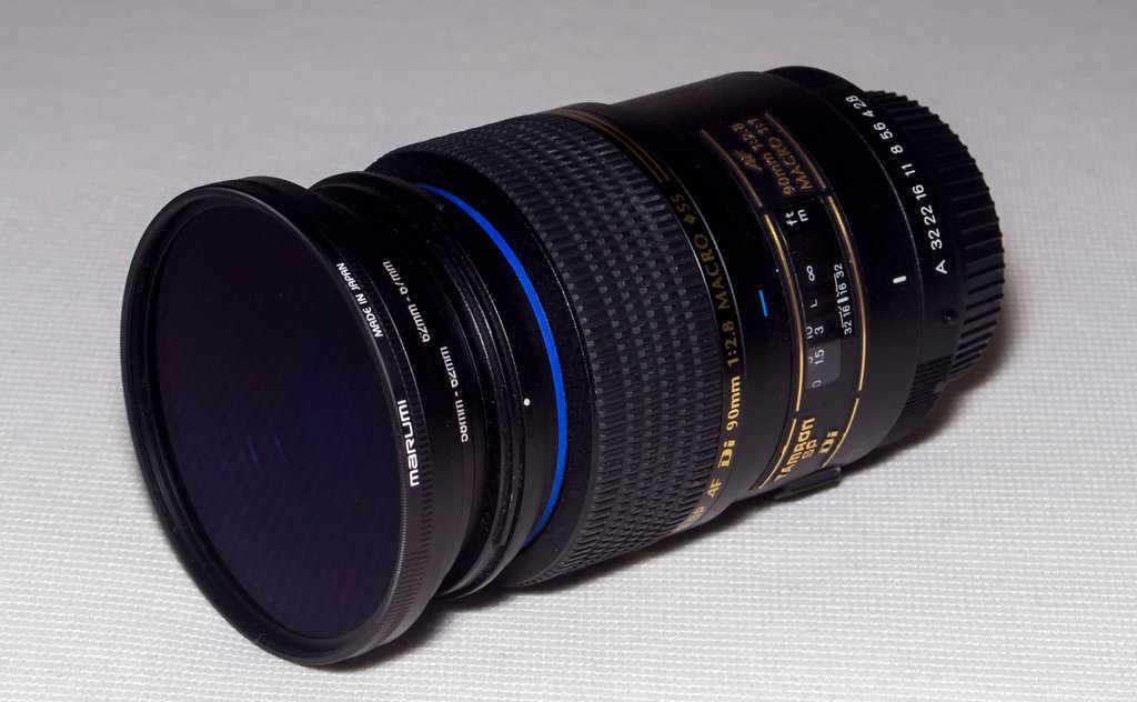 tamron-90mm-macro-lens-circular-polarizer-filter-cpl-polarize-filtre