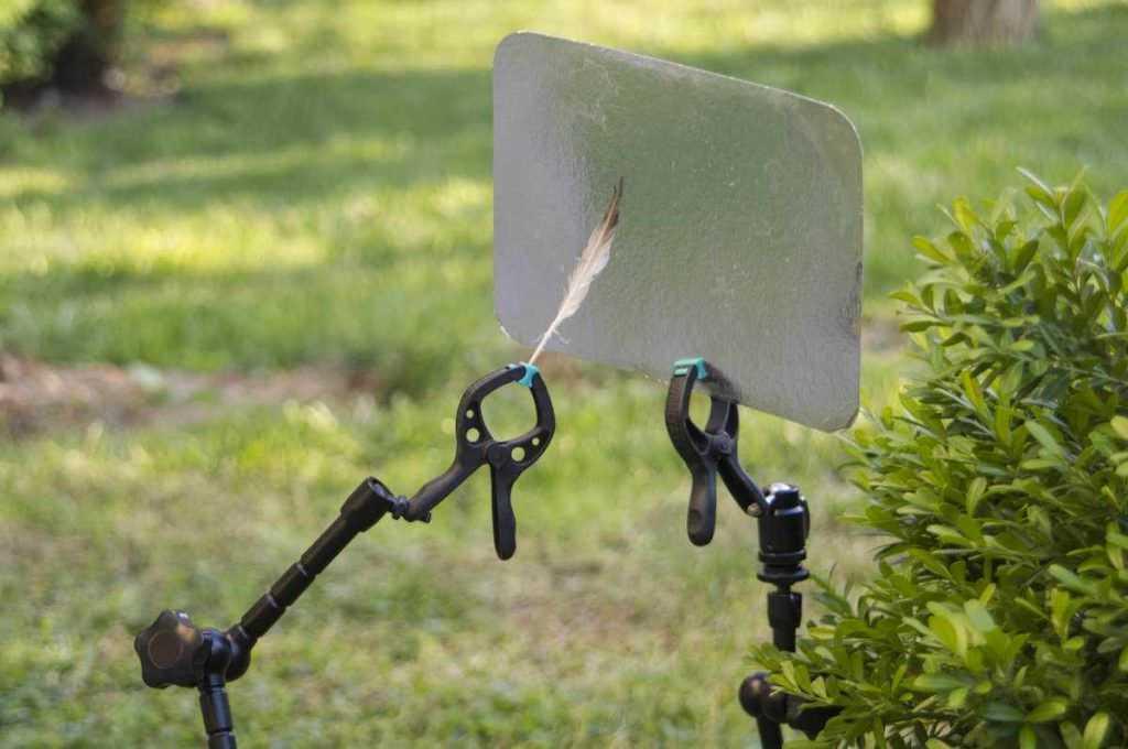 tutucu reflektör clamp